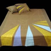 Ágytakaró, lenvászon - Circus