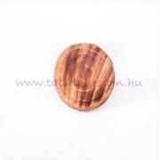 Rusztikus fa gyűrű No13