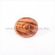 Rusztikus fa gyűrű No16